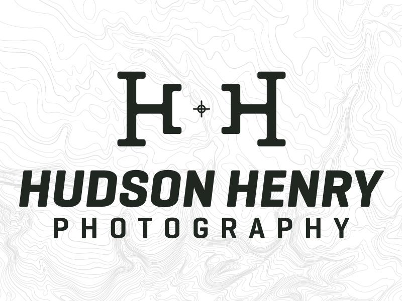 Hudson Henry Photography adventure photography photography logo branding