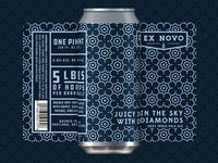 Ex Novo Juicy in the Sky with Diamonds