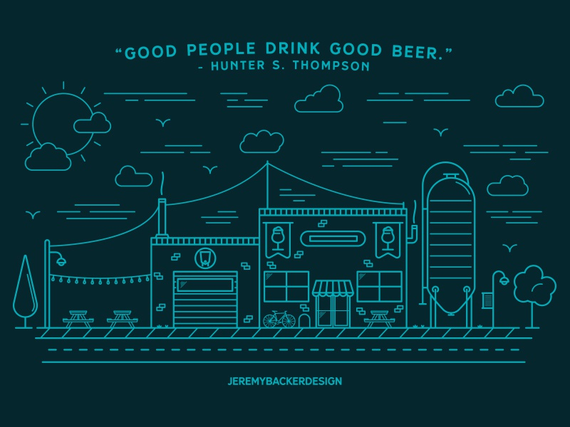 Good People, Good Beer