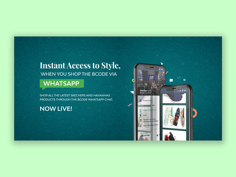 Live on Whatsapp illustration functionality ui newsletter design ecommerce web design uidailychallenge product design minimalism