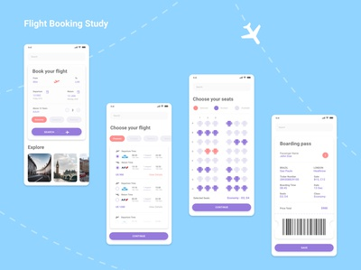 Flight Booking Study