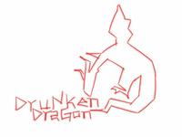 "Logo to ""Drunken Dragon Studio"""
