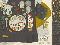 Cozy Forrest Collection