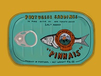 Portugese Sardines