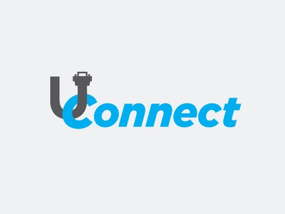 Uconnect branding logo