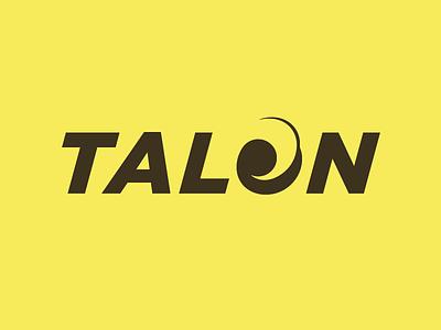 Talon Logo branding logo talon