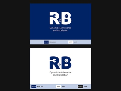 R & B Dynamic Maintenance and Installation LOGO
