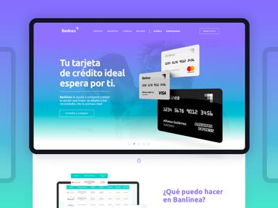 Banlinea - Financial Comparator