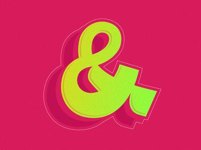 Groovy Ampersand