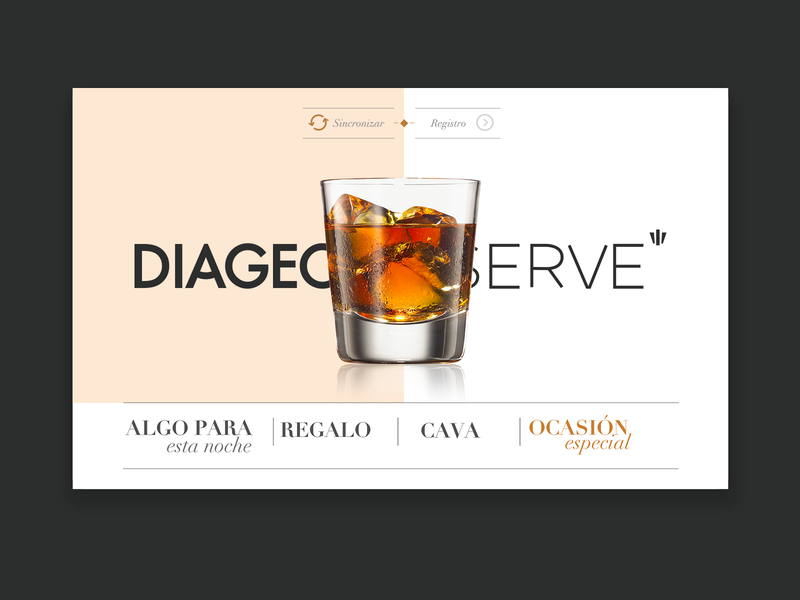 App Diageo Trinity Pitch tablet product page product gift app