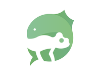 Lizard Fish Logo