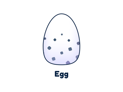 Egg vector illustration egg