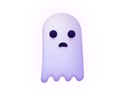 Ghost ghost vector illustration