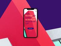 Adobe XD Playoff: São Paulo - Family Weekend Planner