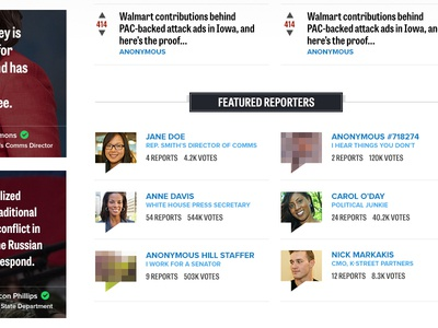 Featured Reporters