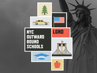 NYC Outward Bound Schools Badge