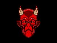 old devil head