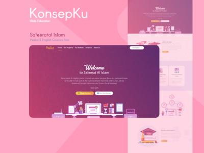 Safeeratal Islam - Web Education Design