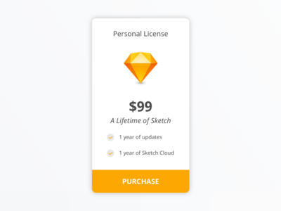 #30 Daily UI Challenge / Pricing
