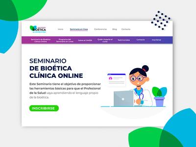Web Bioethics
