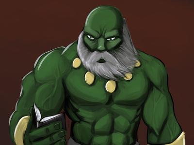 Maestro – Hulk Fan Art