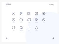 Cloud Vpn Icons