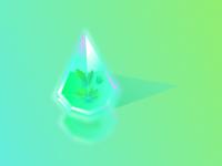 Glass Plants