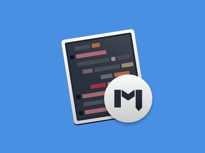 Replacement icon for MWeb