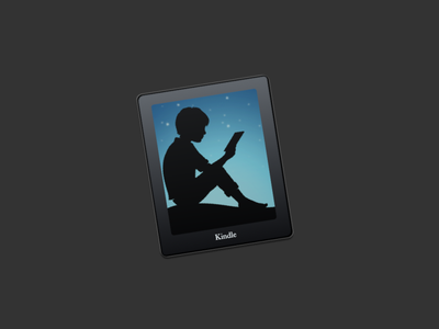Kindle For Mac Replacement Icon