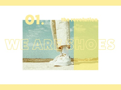 we are shoes
