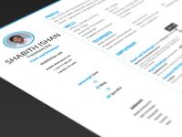 Resume (CV) redesign