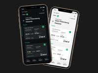 ticket app. list