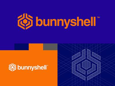 Bunnyshell Logo Concept brandidentity branding logopresentation logogrid logoamazing logowork logoprocess logodesigner logodizajner logodizajn logodesign logo