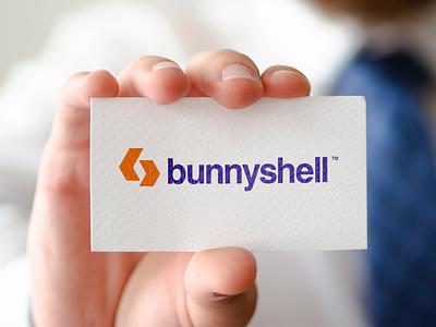 Bunnyshell logo concept logotype logomark visualidentity brandidentity branding logobranding logoprocess logoinspiration logodesign logodesigner logodizajn logodizajner logo