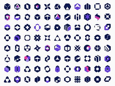OXYT™ brands branddesign logodesign logodesigner logos dbworkplay logoset logocolleciton vector icon visual identity symbol logomark logo branding
