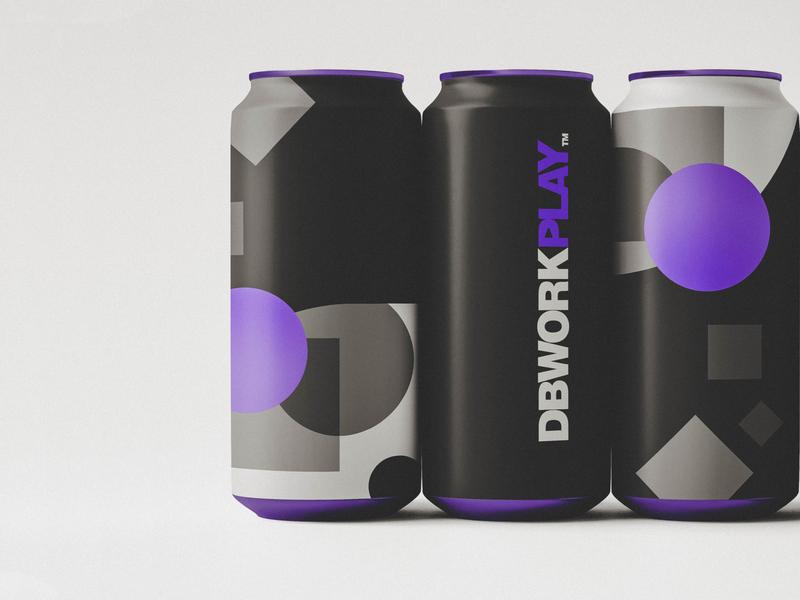 #dribbbleweeklywarmup dbworkplay beverage typography type branding visual identity illustration vector design