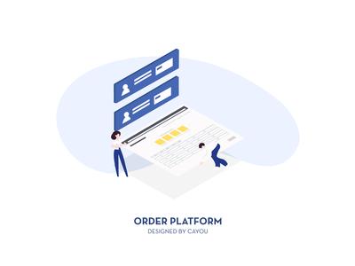 #2 Solutions: ORDER PLATFORM