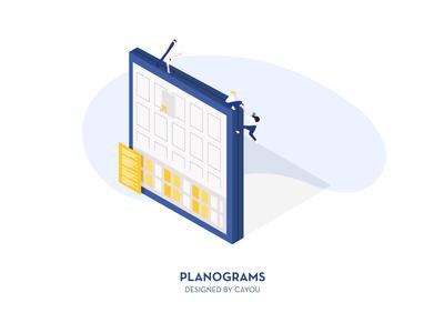 #4 Solutions: PLANOGRAMS