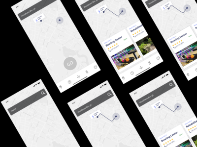 Daily UI :: 029 Map