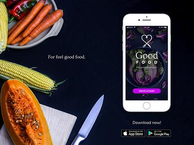 Daily UI 098 - Advertisement advertisement 098 daily ui daily challenge ios mobile app food app app mobile ui interface sketch ui challenge daily 100 challenge ui dailyui