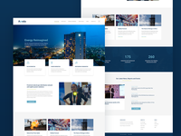 Proposed Website Redesign for Axxela