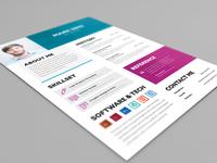 Personal CV Design