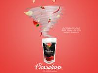 Cassalava Chips Poster