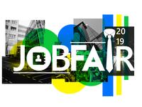 Redesign Logo Bandung JobFair 2019