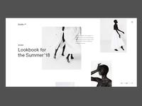 Fashion brand — Lookbook ver. 2