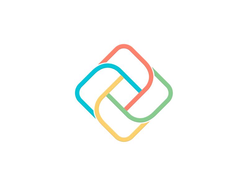 Team Worker ui handmade minimal vector logo design branding