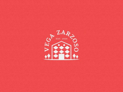 Vega Zarzoso vector brand identity typography icon illustration dribbble design branding logo