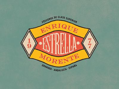 Estrella matches typeface handlettering dribbble custom typography lettering handmade