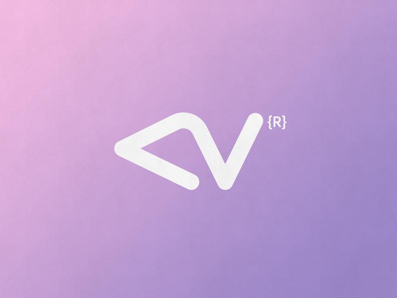 Code Vocation ui vector icon logo branding design