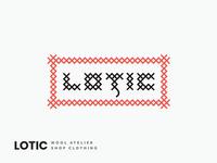 Lotic Wool Atelier Shop Logo pt.1
